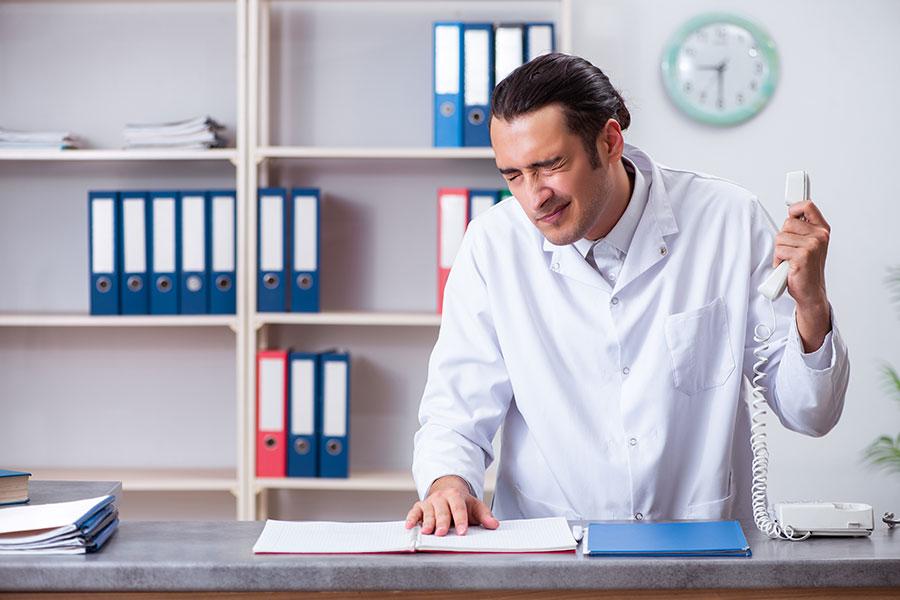 Stress reduzieren mit Online-Terminbuchung